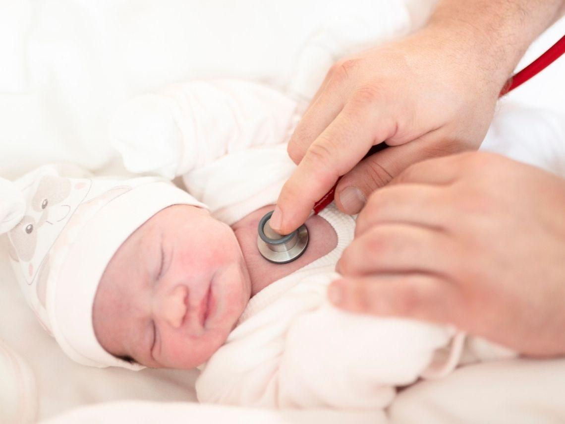 Las citas del bebé con el pediatra