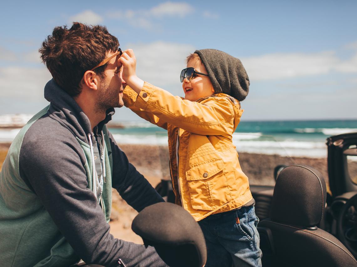 ¿Por qué prefiere a papá o a mamá?