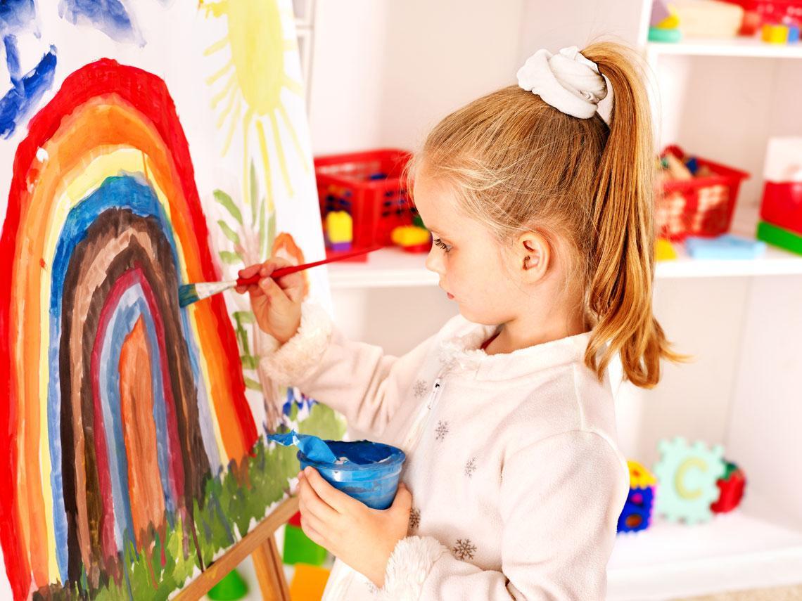¿Los dibujos de los niños nos dicen algo sobre su personalidad?
