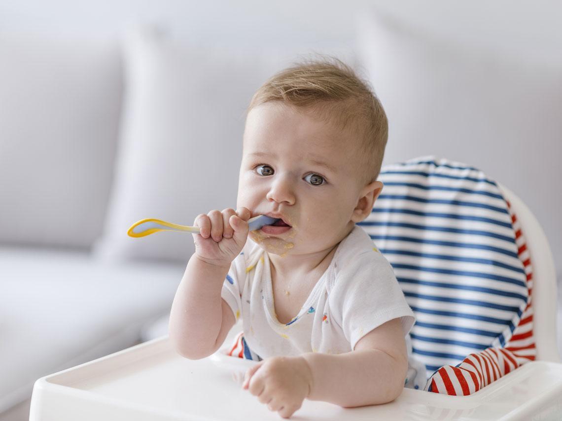 alimentación bebé