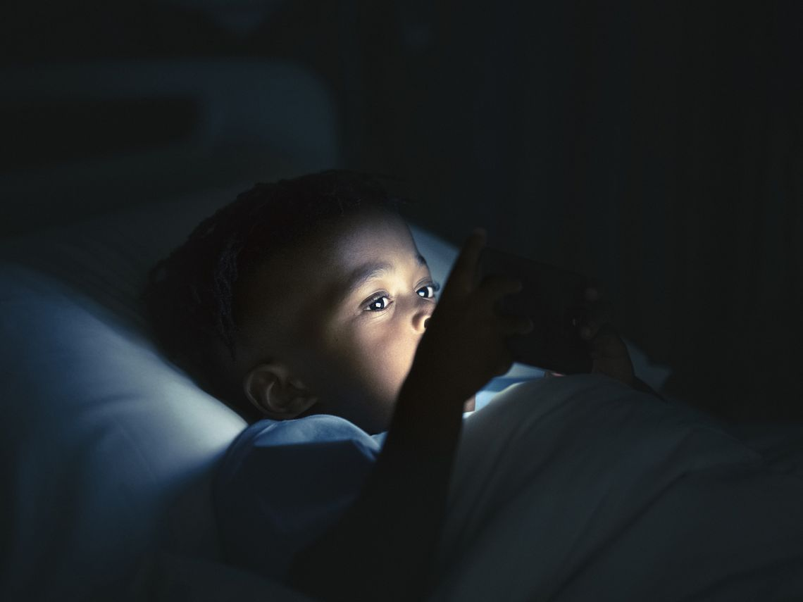 Normas y límites para niños enganchados a las pantallas