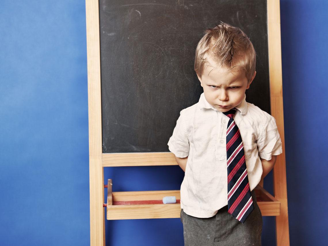 ¿Nuestros hijos se portan mal?