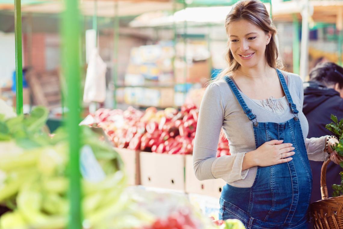 Consejos útiles en un embarazo vegano
