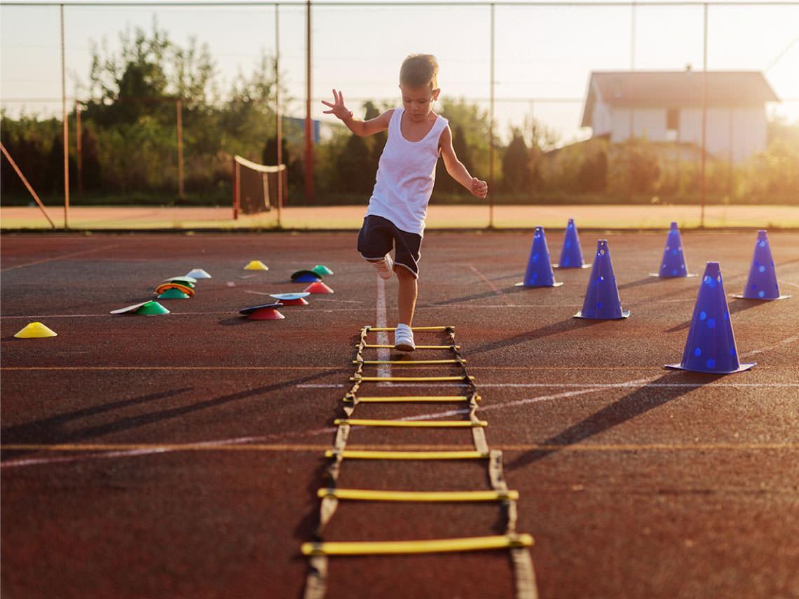 El ejercicio puede elevar la frecuencia cardíaca del niño