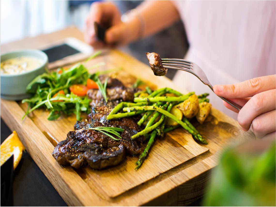 Carne cruda y toxoplasmosis