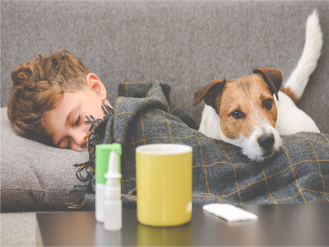 Cuándo tomar antibióticos en niños