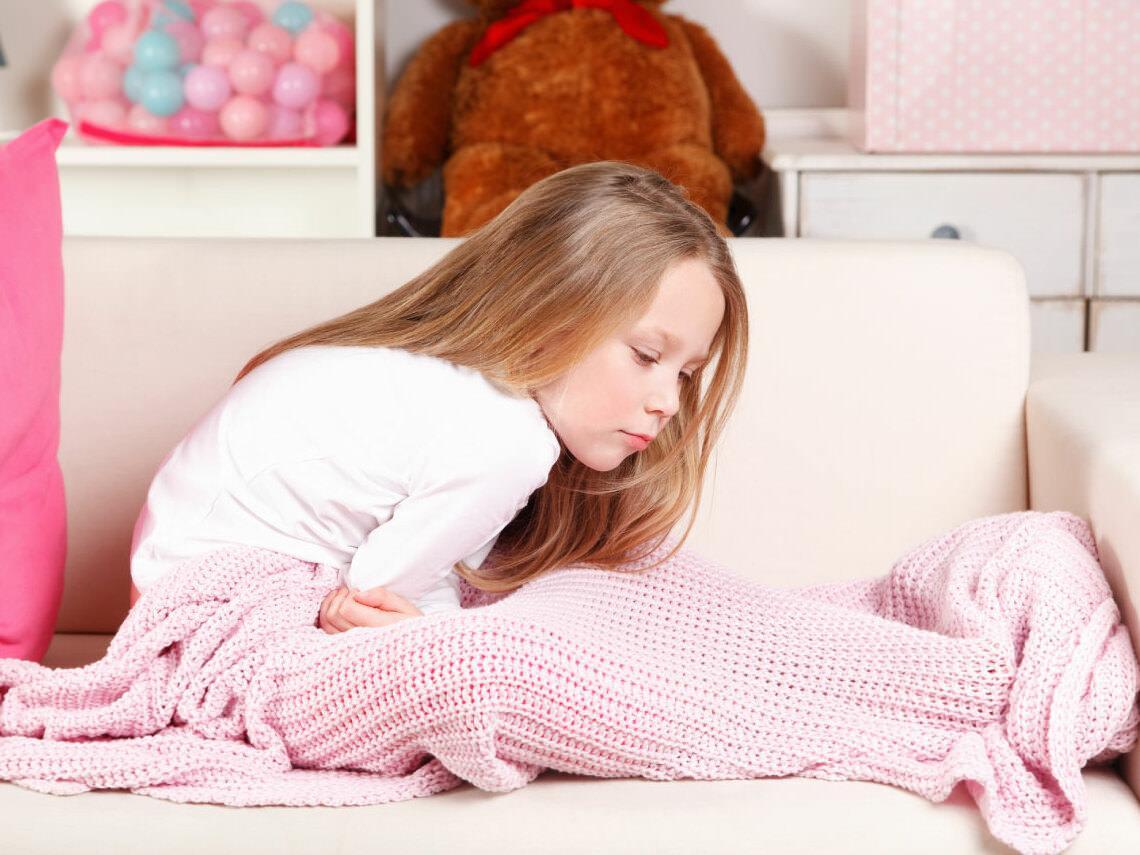 Peritonitis aguda en niños