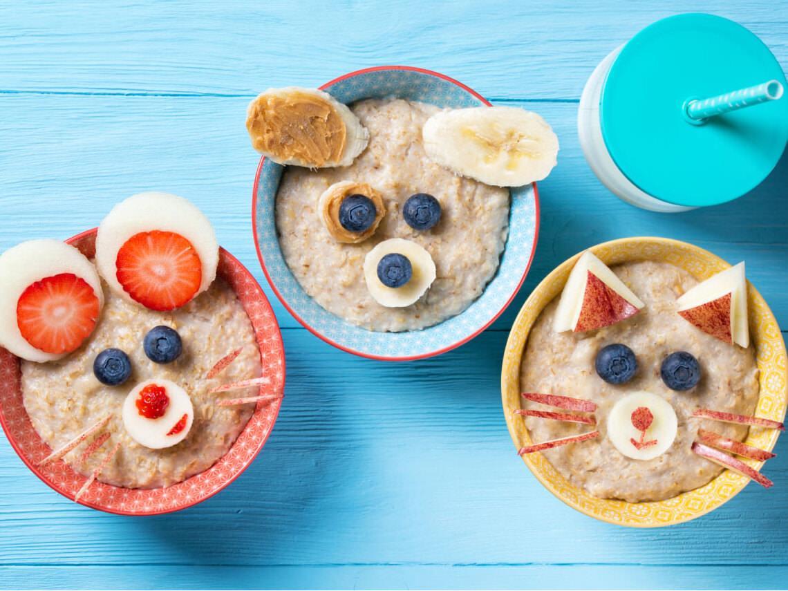 Desayunos Más Sanos Para Niños Ideas Nutritivas Y Sanas
