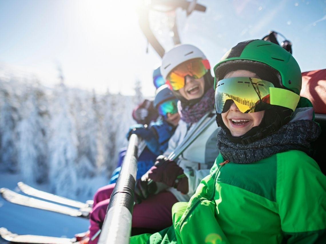 proteger ojos nieve