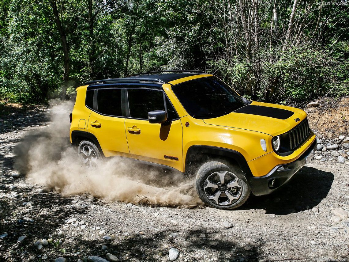 Modelo Jeep Renegade