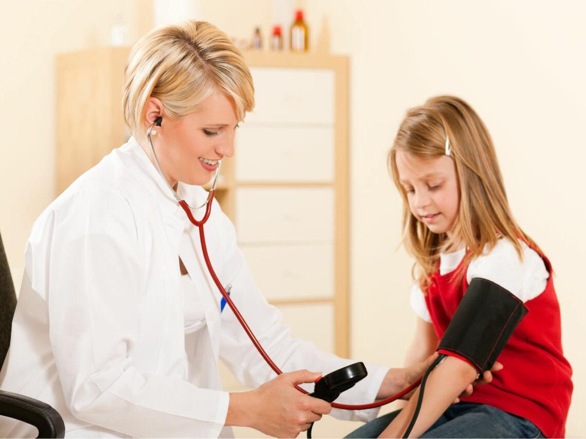Hipertensión arterial en niños: todo lo que debes saber