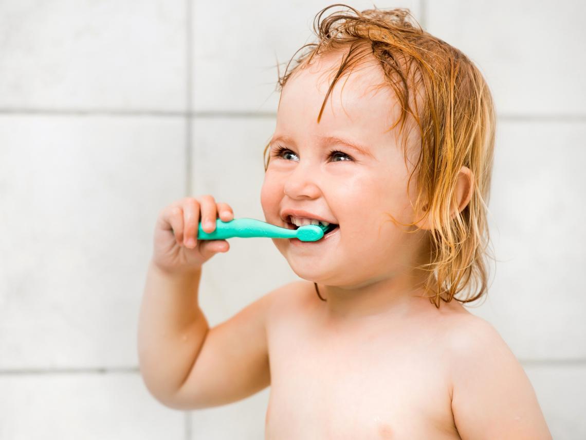 Cepillado de dientes (Foto: Depositphotos)