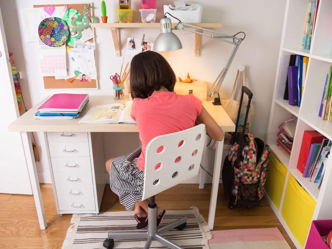 Consejos para crear ambientes de estudio para niños en casa
