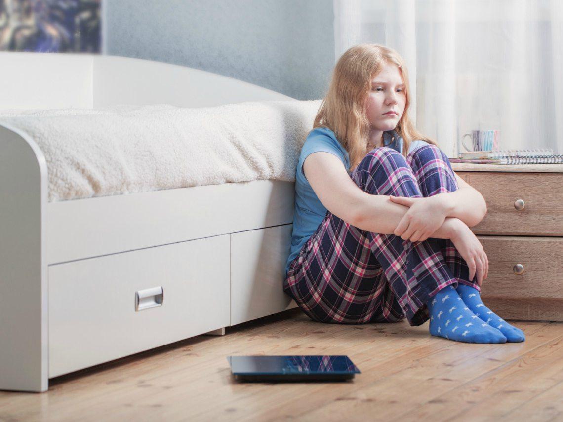 Síntomas de la depresión en niños