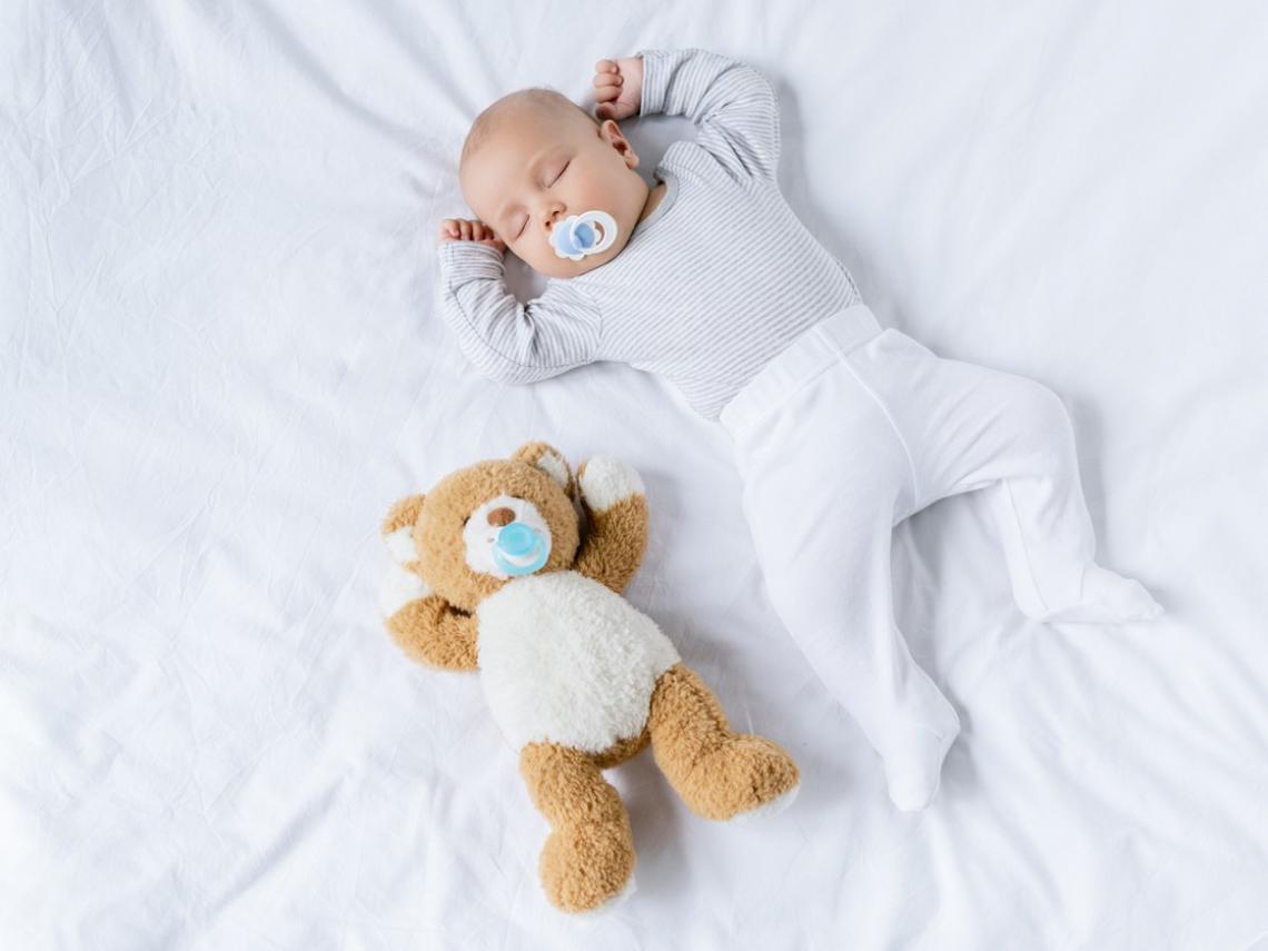 Bebé dormido (Foto: iStock)