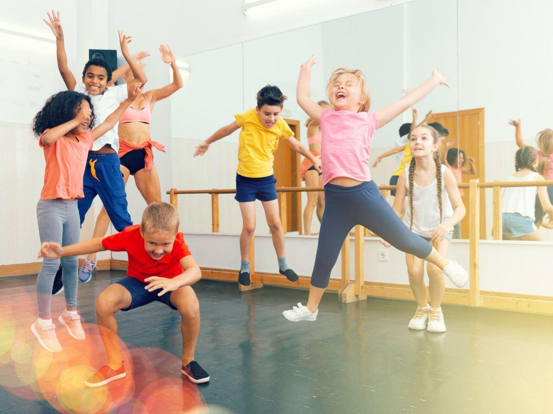 Un estudio vincula el ejercicio infantil a una mejor función cognitiva