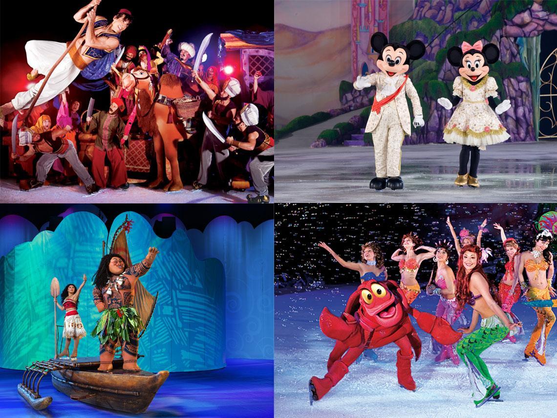 concurso Disney On Ice