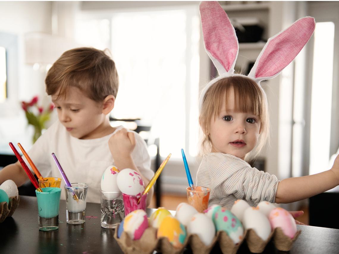 20 planes con niños para Semana Santa