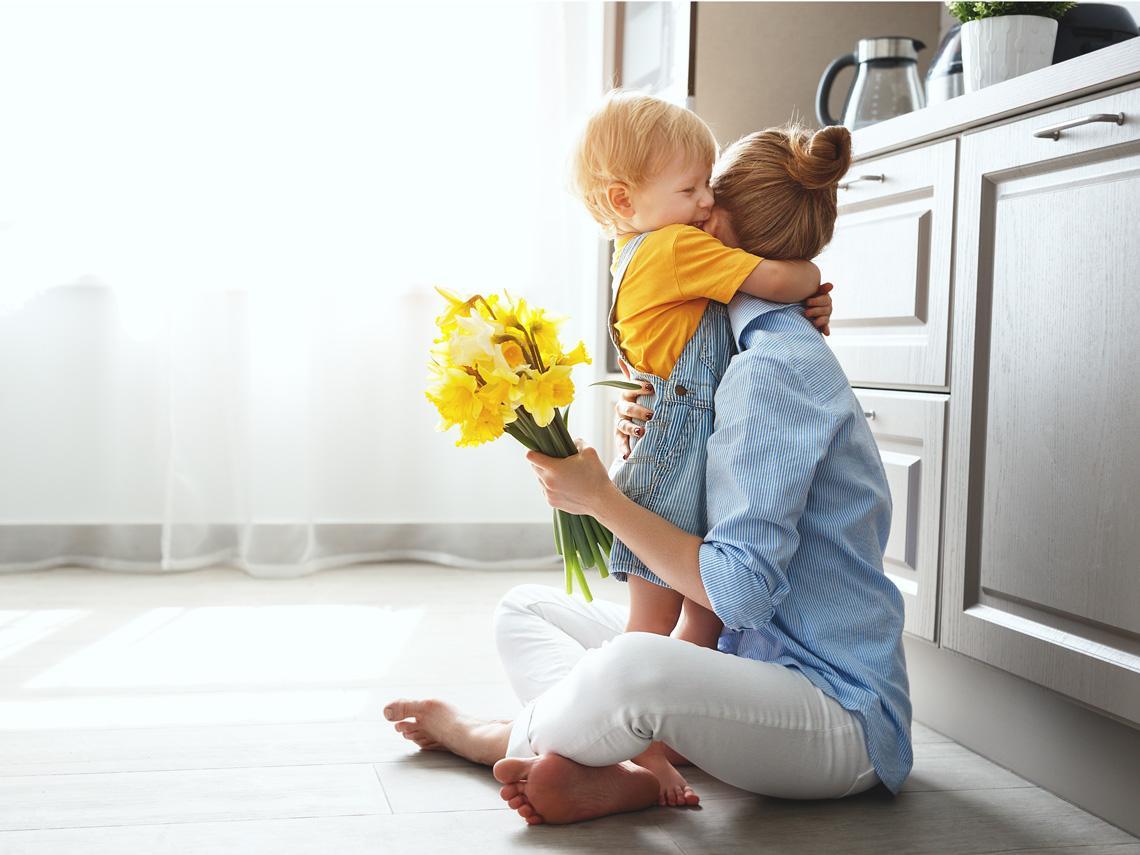 20 frases bonitas para mamá