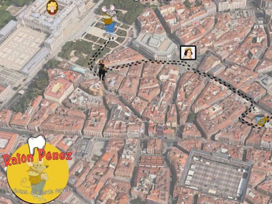 Una gymkana por el Madrid castizo