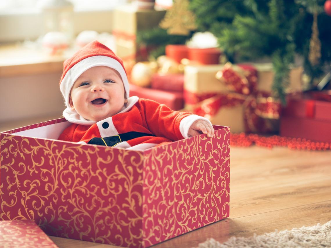 Regalos para bebés Navidad