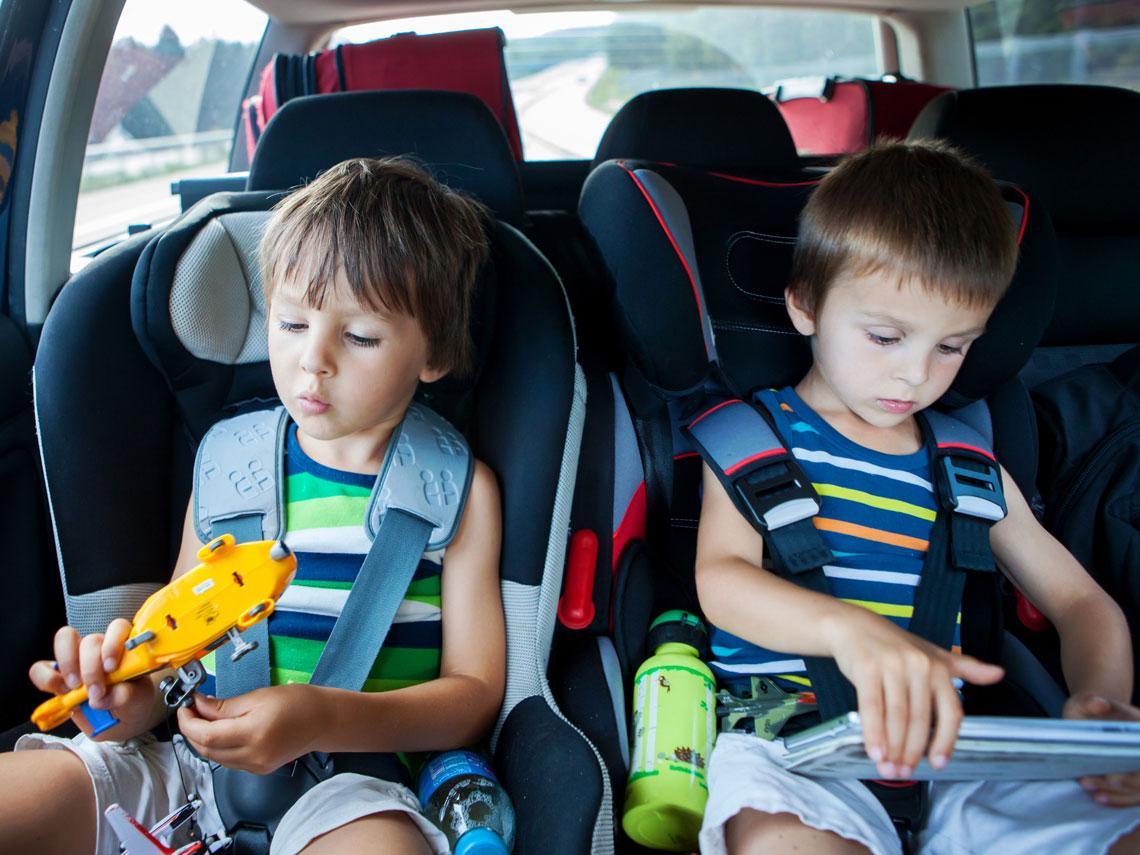 Silla en el coche