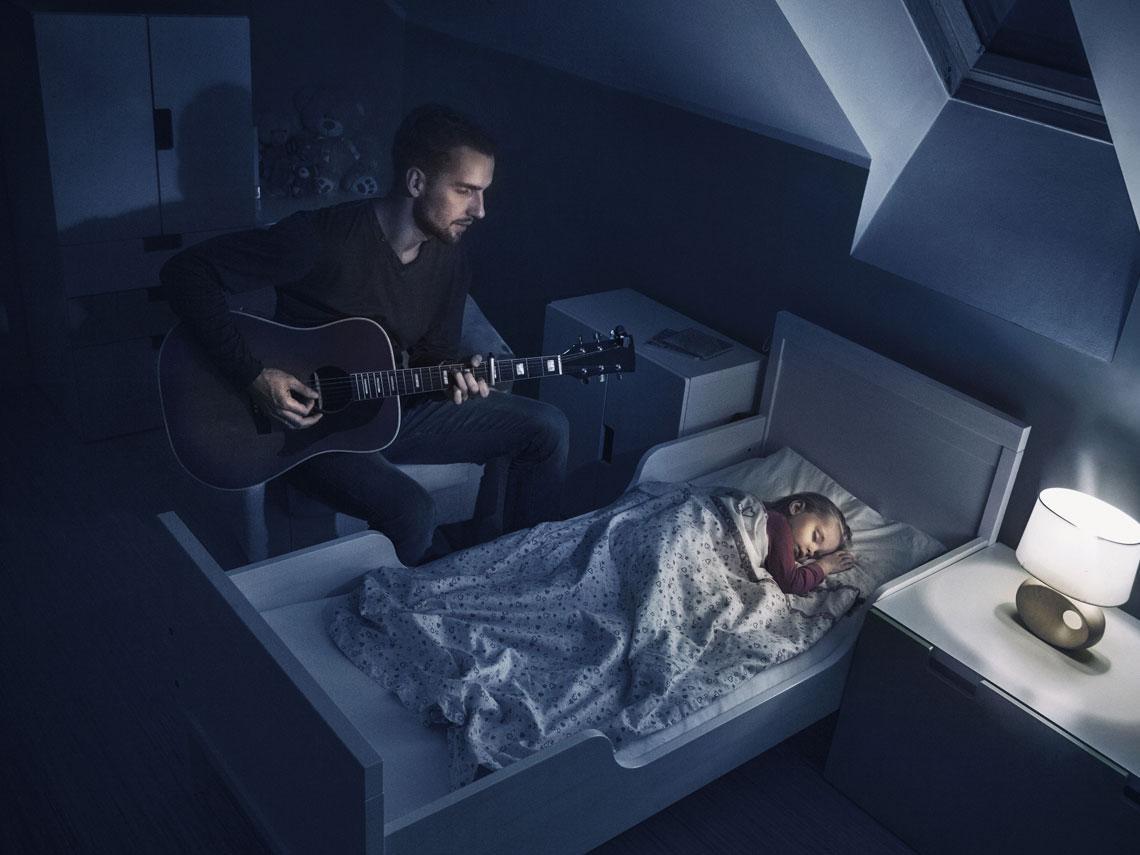 canciones para antes de irse a la cama