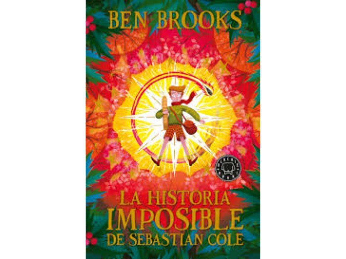Libros juveniles: La historia imposible de Sebastian Cole