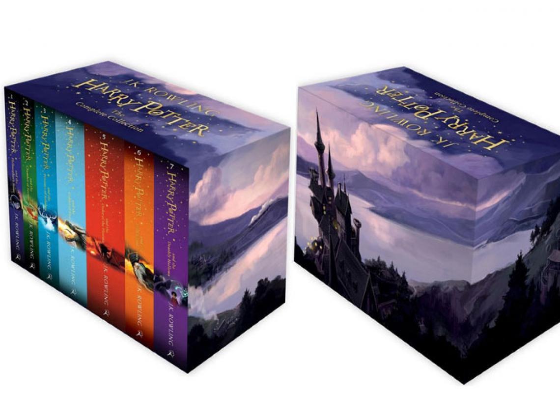 Saga Harry Potter, de J.K. Rowling