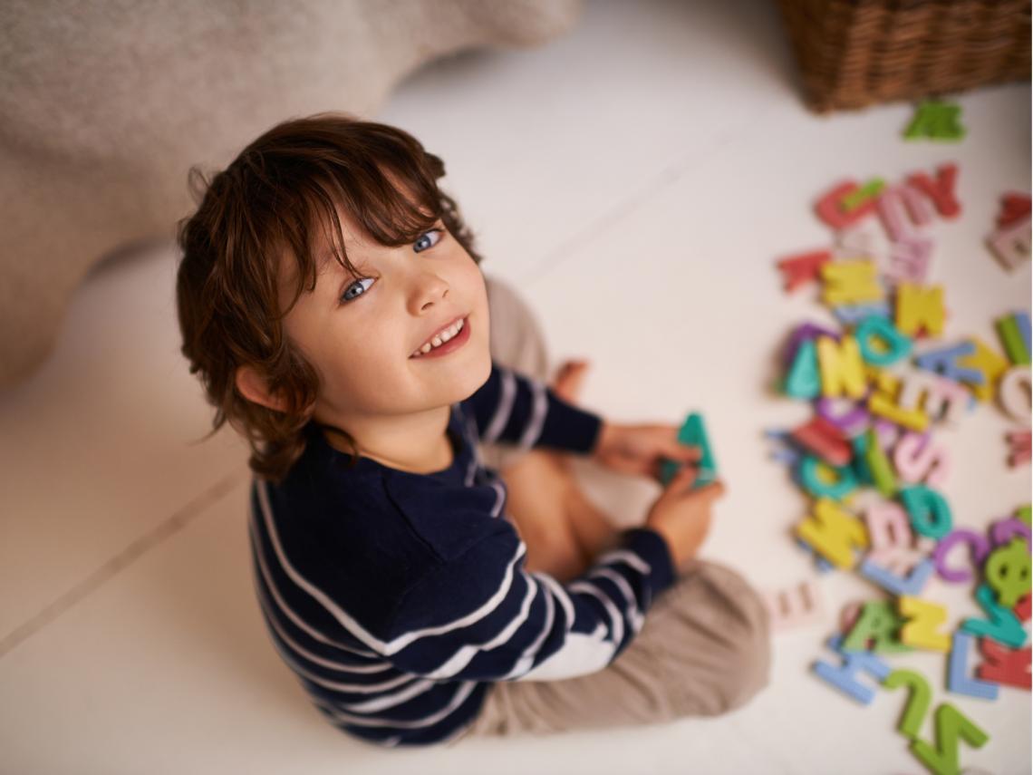 38 palabras que los niños deben saber a los 2 años
