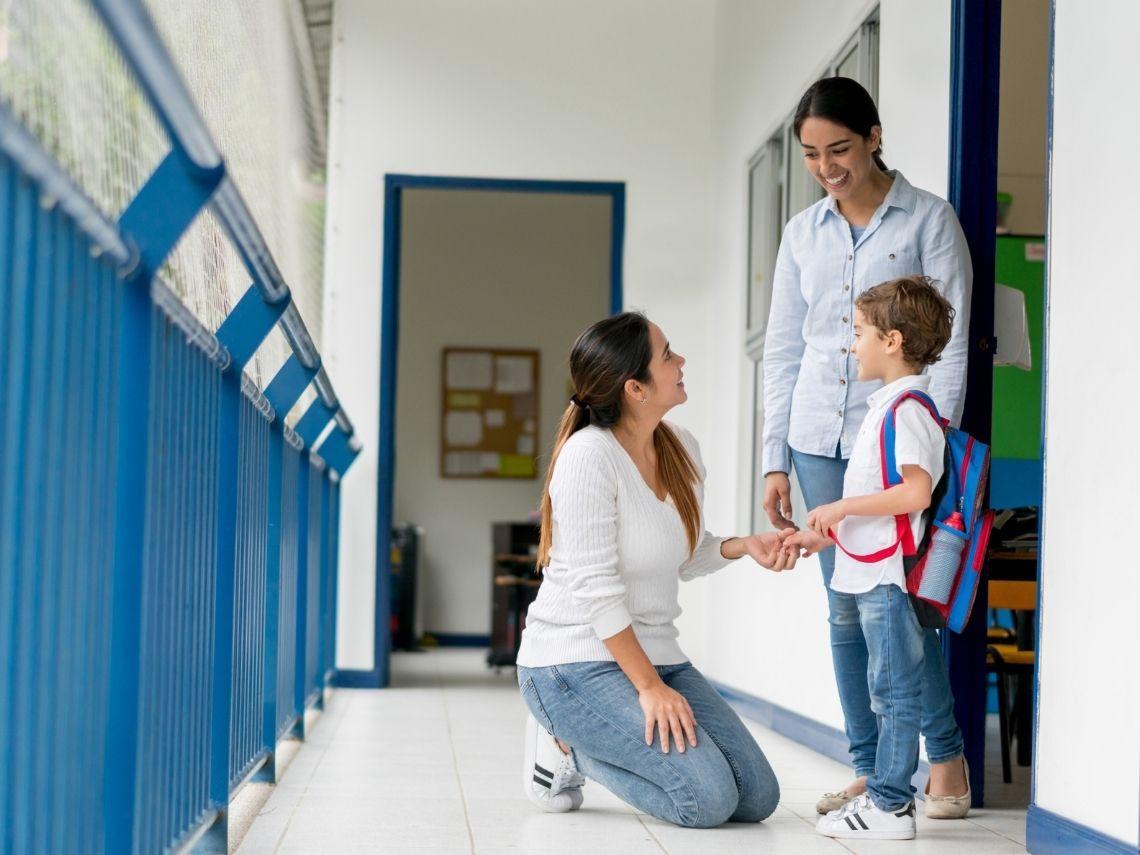 Relación del profesor y los padres