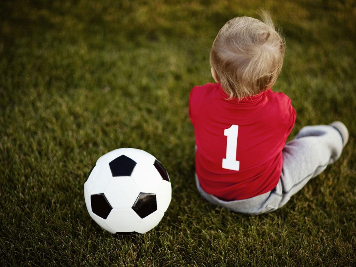 nino futbol