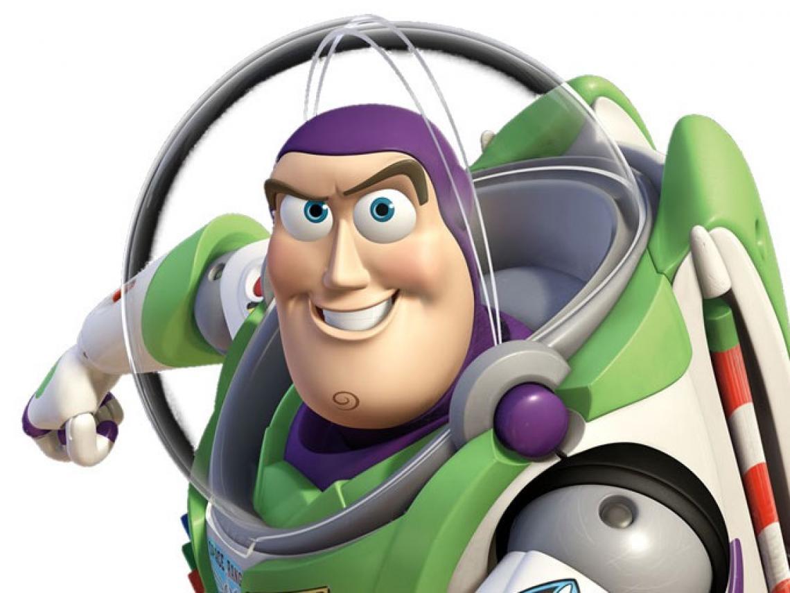 ¡Eres Buzz Lightyear!