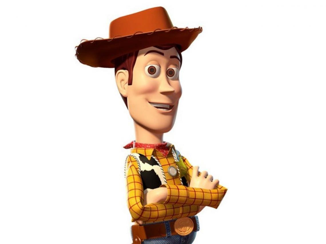 ¡Eres Woody!