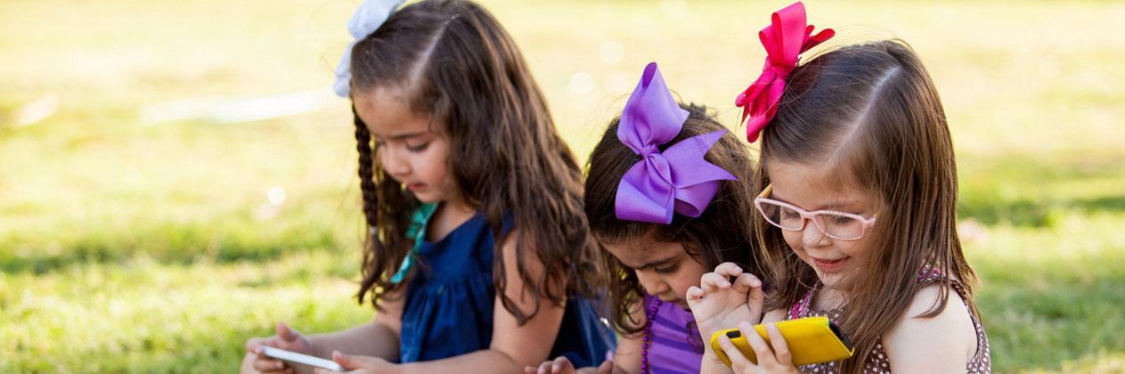 Apps para niños que lo están petando este año