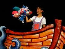 "Teatro infantil: ""La niña invisible"""