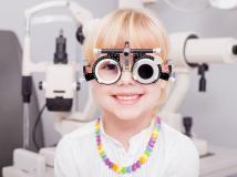 Así es el desarrollo de la vista en la infancia