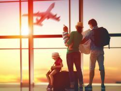 Viajes al extranjero con el bebé: errores que no debes cometer