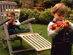 Un jardín seguro para los niños