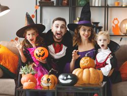 Ideas para celebrar Halloween con niños