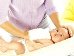 Recomendaciones para aplicar la colonia al bebé