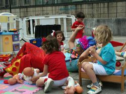Los niños españoles dejan de jugar con juguetes a los 9 años