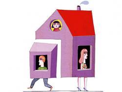 Los miedos ante el divorcio de papá y mamá