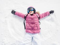 Vamos a la nieve. ¿Qué equipo necesitan los niños?