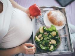 Cambios en la alimentación durante el embarazo