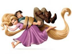 Enredados: la nueva princesa Disney se suelta la melena