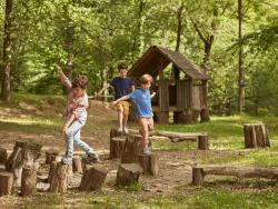 Alojamientos para una Semana Santa con niños en la naturaleza