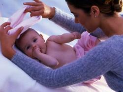 La mejor forma de vestir al bebé