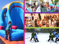Campamentos en inglés: ¡Con clases de esquí y snow infantiles!