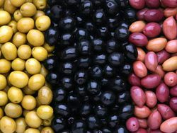 La aceituna, fuente de vitamina E
